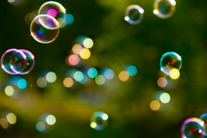 bubble summer