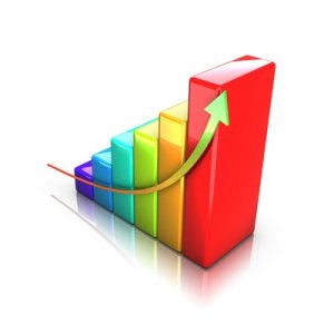 stock-images-colorful-business-3d-graph-12160483