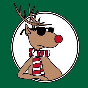 Cool Reindeer is all about shameless self promotion