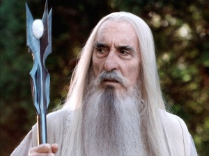 No list would be complete without Saruman the White
