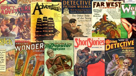 pulp covers
